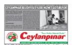 1 Ağustos Şanlıurfa Gazete Manşetleri