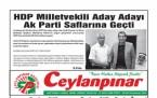 4 Haziran Şanlıurfa Gazete Manşetleri