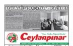 8 Ağustos Şanlıurfa Gazete Manşetleri