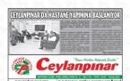 10 Eylül Şanlıurfa Gazete Manşetleri - 2018