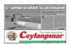 14 Eylül Şanlıurfa Gazete Manşetleri - 2018