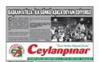 15 Ağustos Şanlıurfa Gazete Manşetleri