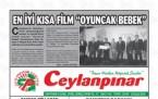 28 Eylül Şanlıurfa Gazete Manşetleri - 2018