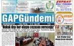 2 Ekim Şanlıurfa Gazete Manşetleri - 2018