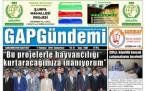 7 Temmuz Şanlıurfa Gazete Manşetleri