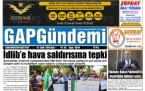 11 Eylül Şanlıurfa Gazete Manşetleri - 2018