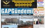 13 Eylül Şanlıurfa Gazete Manşetleri - 2018