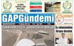 14 Ağustos Şanlıurfa Gazete Manşetleri