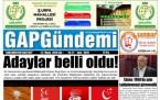 22 Mayıs Şanlıurfa Gazete Manşetleri