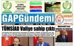 28 Haziran Şanlıurfa Gazete Manşetleri