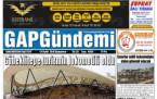 29 Eylül Şanlıurfa Gazete Manşetleri - 2018