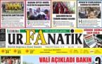 17 Mayıs Şanlıurfa Gazete Manşetleri