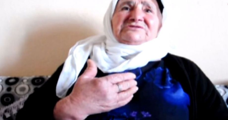 115 Yaşındaki Nine Şemdinli'den Cumhurbaşkanına Seslendi..