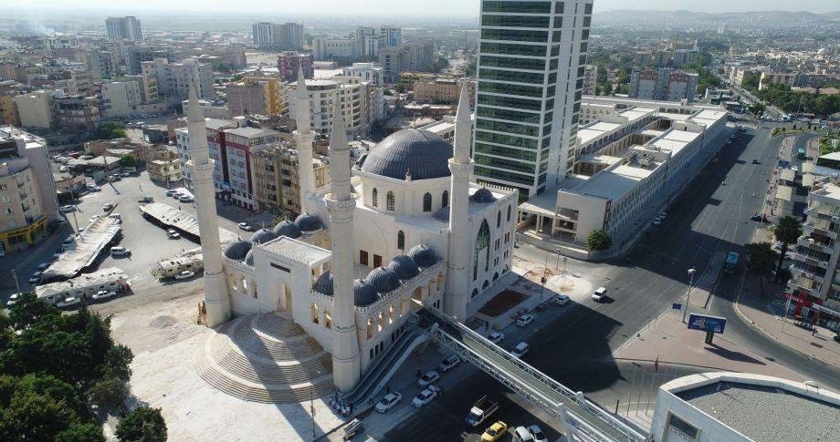 11 Nisan Kurtuluş Camisi İbadete Açılıyor