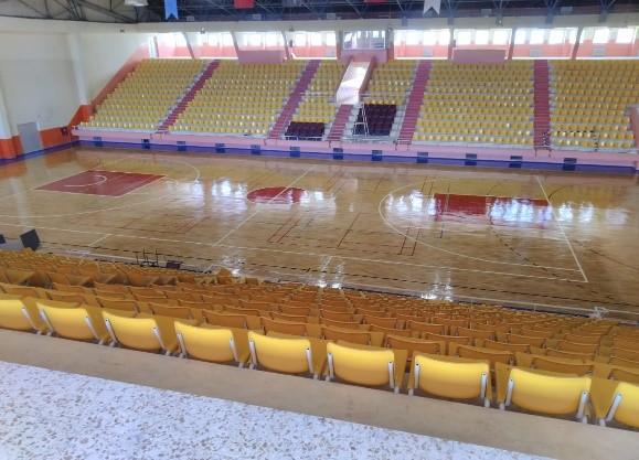 11 Nisan Spor Kompleksi'ne 50 milyon TL'lik yatırım