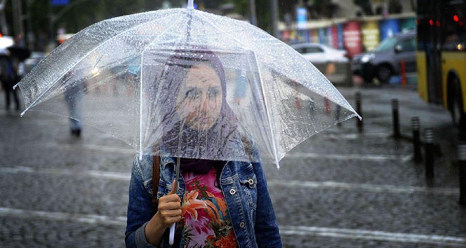 11 Nisan yurtta hava durumu !
