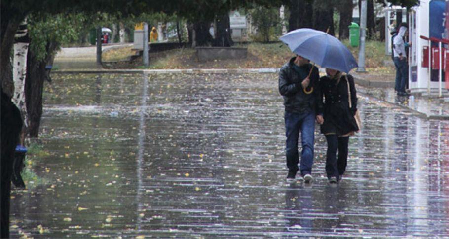18 Nisan 2019 yurtta hava durumu