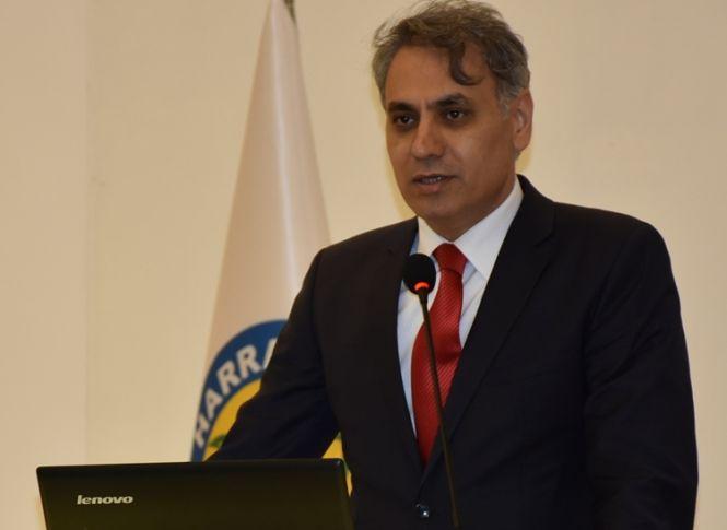 '1. Uluslararası Harran Multidisipliner Çalışmalar Kongresi' Şanlıurfa'da başladı