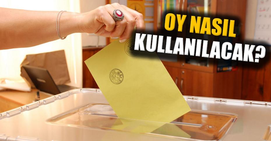24 Haziran Seçimleri nasıl olacak