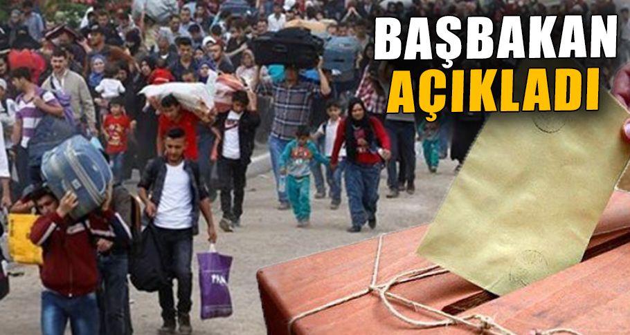 24 Haziran'da Suriyeliler oy kullanacak mı?