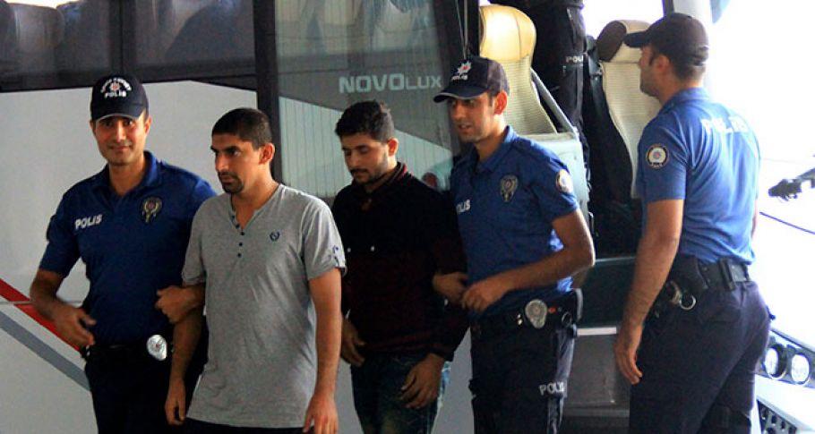 33 Pakistanlı göçmen yakalandı!