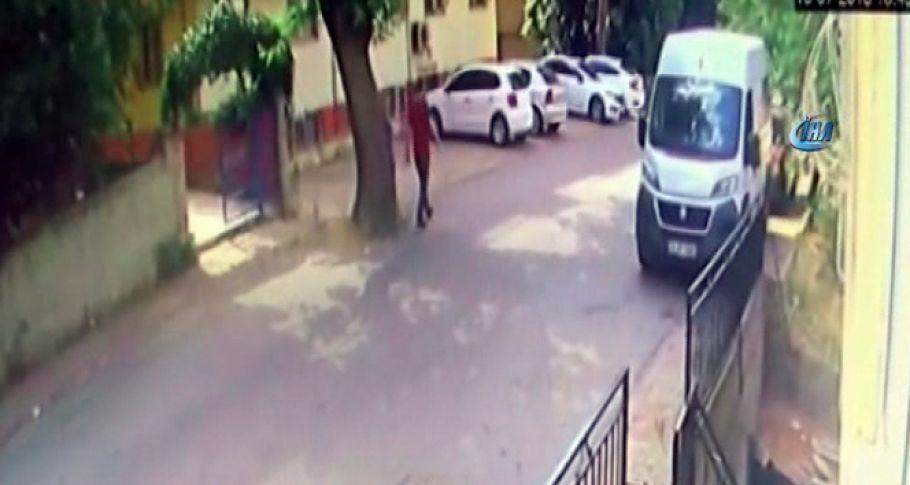 49 yaşındaki adamı sokak ortasında kaçırdılar