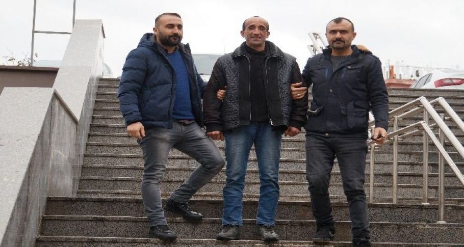 50'nci suçunu işlemesine rağmen serbest bırakıldı