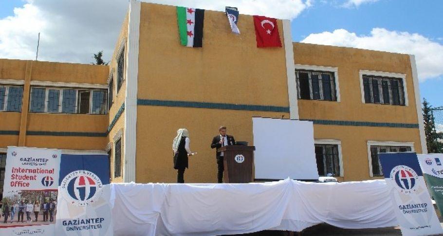 51 ülkeden üniversite öğrencileri Cerablus'ta buluştu