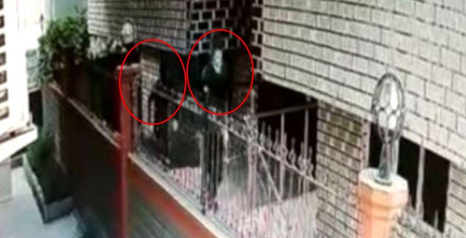 5 Bin lira çalan maskeli hırsızlar yakalandı