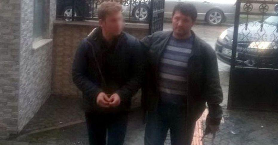 5 yıl 10 ay hapis cezası bulunan şahıs yakalandı
