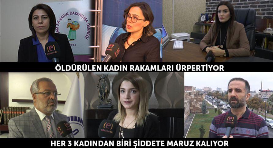 61 kadın tecavüze, 188 kadın tacize...(videolu)