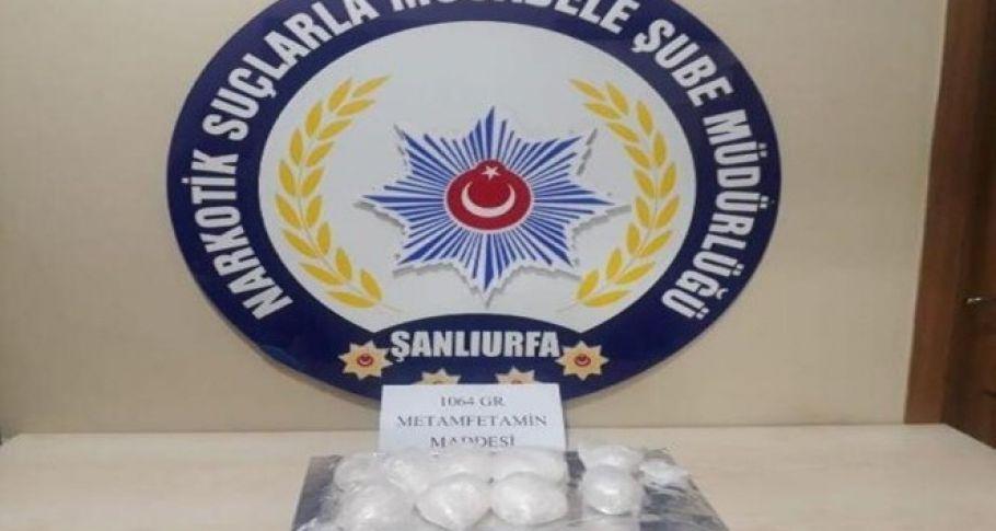 8 suçtan aranan cezaevi firarisi 5 kilo eroinle yakalandı