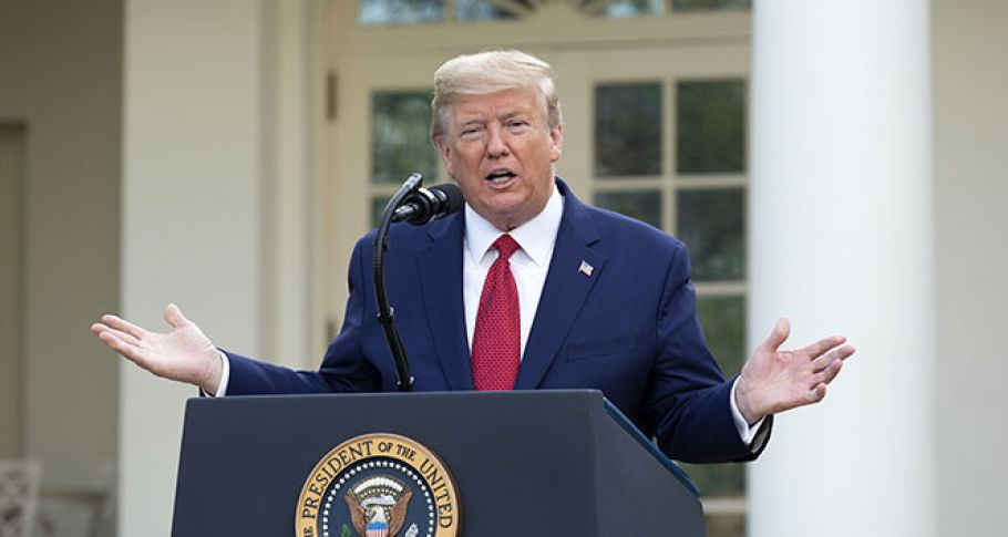"""ABD Başkanı Trump: """"Haziran'da harika şeyler olacak"""""""