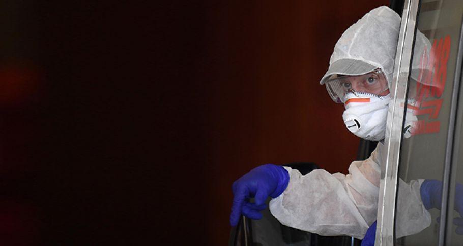 ABD'de korona virüsten ölenlerin sayısı 96 bini aştı