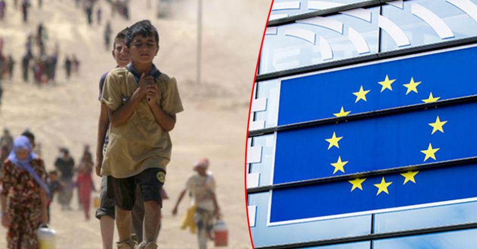 AB'den Türkiye'de yaşayan 'Suriyeli mültecilere yardım fonuna' onay!