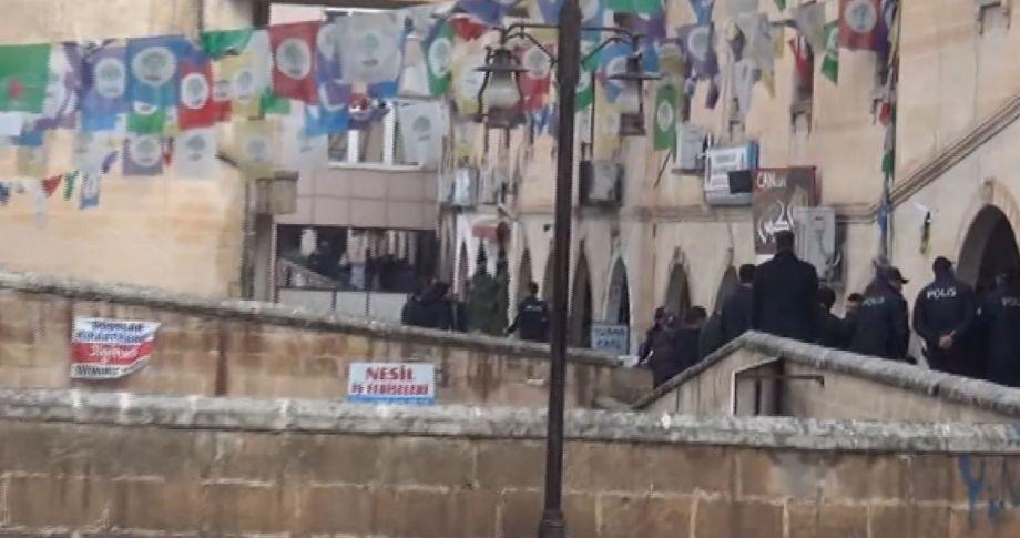 Şanlıurfa'da HDP'ye Operasyon: 40 Gözaltı