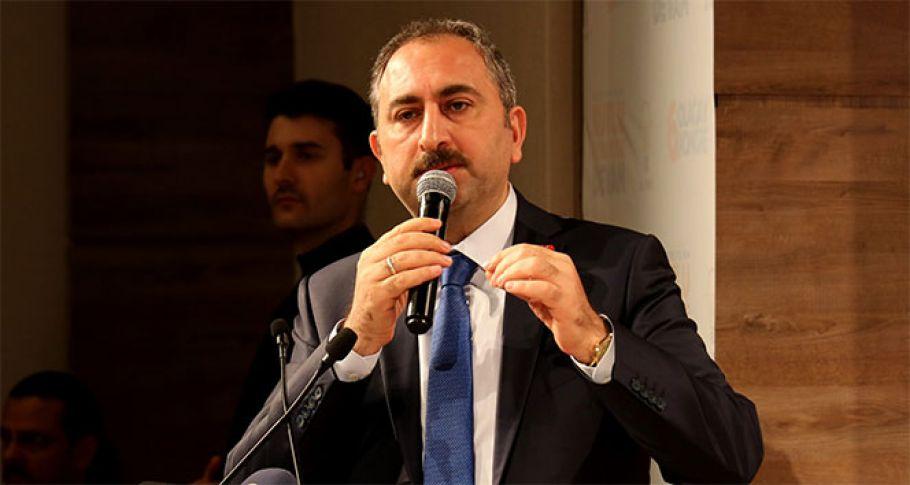 Adalet Bakanı Abdulhamit Gül, Kimse 'Kadir Şeker...