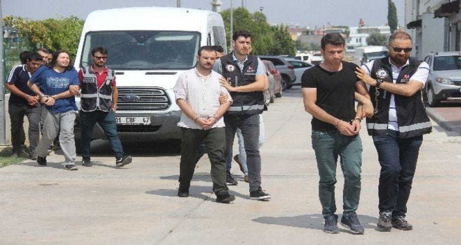 Adana merkezli 8 ilde FETÖ operasyonu