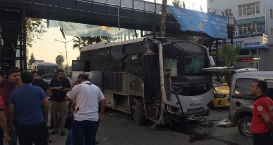 Adana saldırısının ardından...
