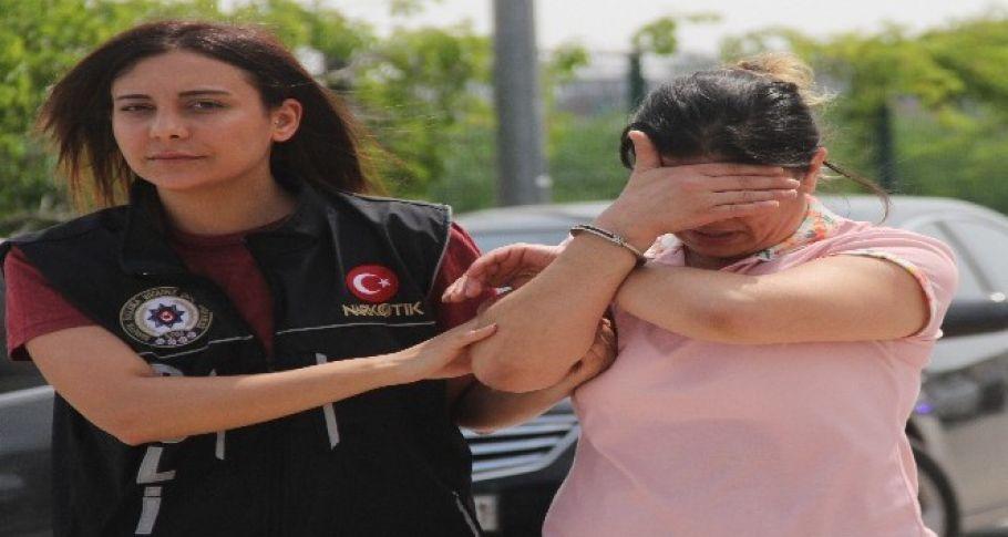 Adana'da Torbacılık yapan karı koca tutuklandı