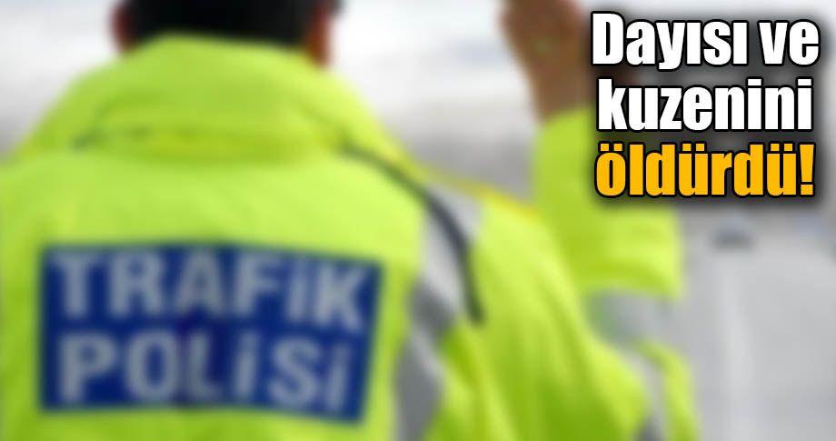 Adana'da trafik polisi dehşet saçtı!