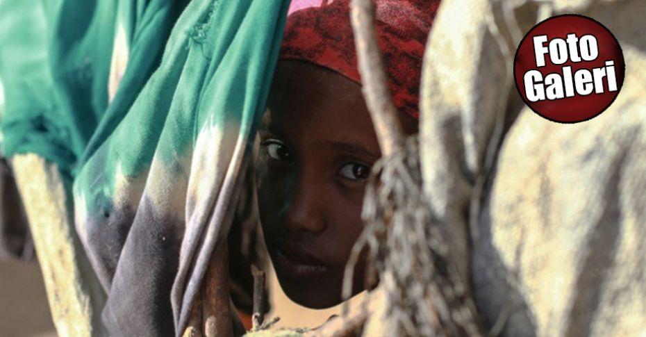 Afrika'da çocuk olmak