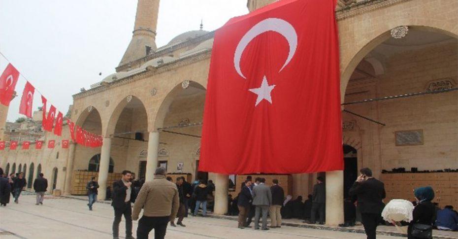 Afrin'deki Mehmetçik için dua edildi