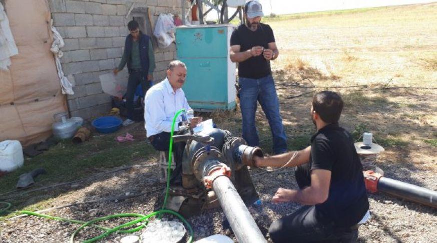 Ahlat'taki Yeraltı Suları Mercek Altına Alındı