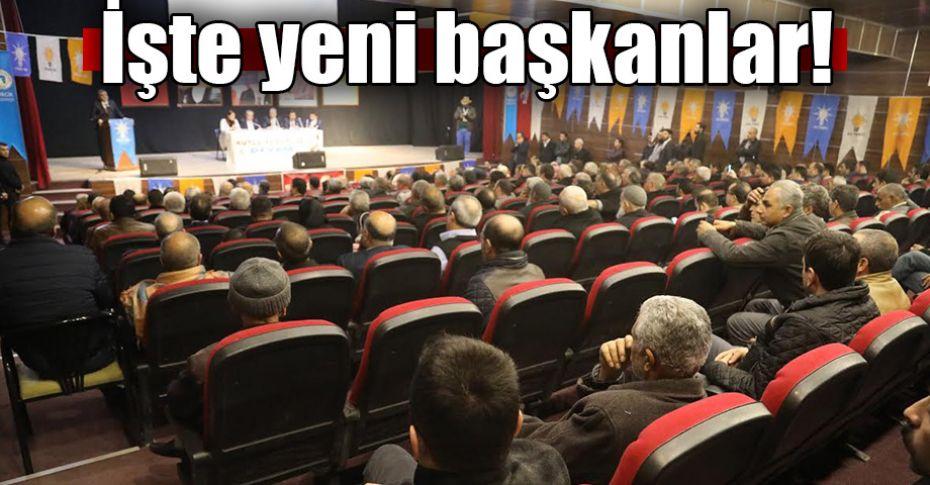 AK Parti Birecik ve Suruç ilçe kongreleri tamamlandı