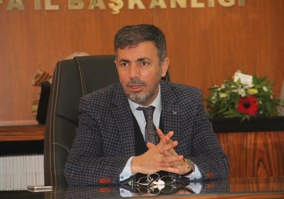 AK Parti İl Başkanı Kırıkçı'dan 'fake hesap' tepkisi!
