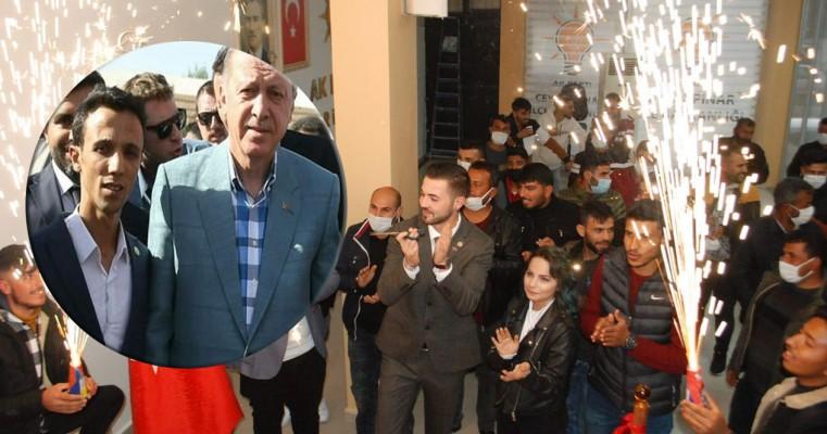 AK Parti İlçe Gençlik Kolları Başkanı istifa etti