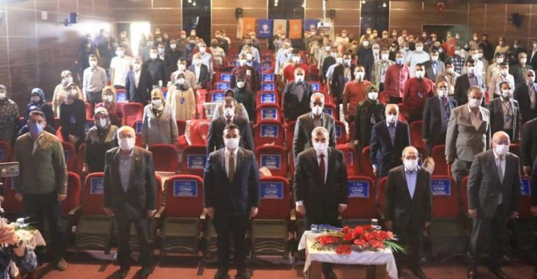 AK Parti Kongresinde mevcut başkan güven tazeledi