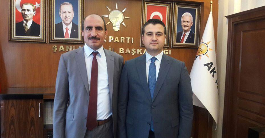 AK Parti Milletvekili Aday Adayı Günak, seçim çalışmalarına başladı