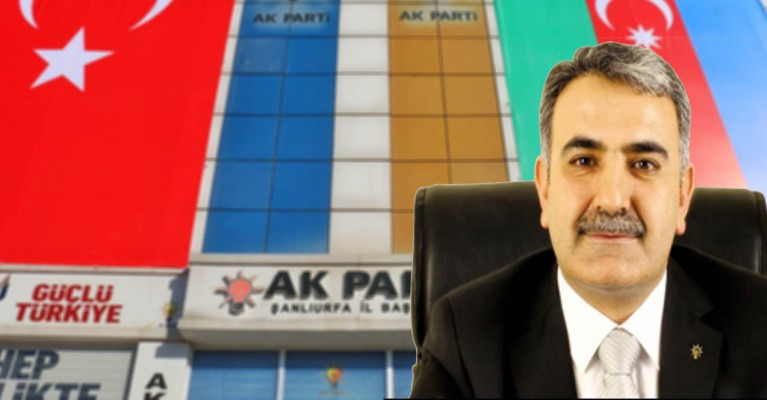 AK Parti Şanlıurfa'da kolları sıvadı!
